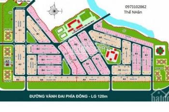cần bán đất nền dự án khu dân cư khang an dt nhà phố 6x22 =132m2 đường số 1 giá 43tr/m2