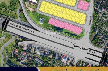 Bán đất dự án Golden Mall, giá gốc CĐT, dự án 1/500, TT theo tiến độ
