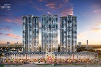 Bán căn hộ 74m2 giá từ 1,6 tỷ ưu đãi vay 0%, tặng 15 triệu, nội thất cao cấp gần Ecolife