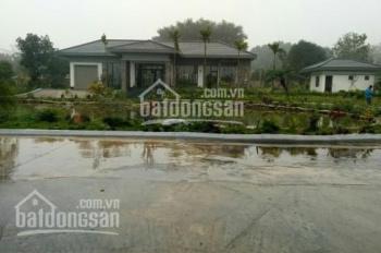 Bán nhà đất Lương Sơn, bán biệt thự Hoà Bình