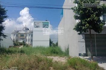 Bán lô đất sổ hồng, 95m2 cuối đường Tên Lửa trong khu dân cư tân tạo, sổ riêng