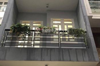 Nhà  trệt+ 2L đường Bùi Thị Xuân, p.13, q.Tân Bình, Giá:10Tr/Th.LH: 0938313896