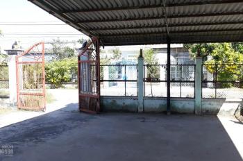 Cần bán nhà cấp 4 góc 2 mặt tiền đường nhựa, xã An Phú, huyện Củ Chi