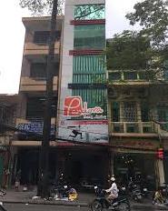 Cho thuê nhà Mặt tiền phó đức chính, p. NGuyễn Thái Bình 8x20m, 4 tầng giá 230 triệu/tháng