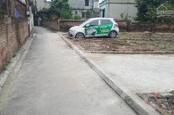 Bán gấp 40m2 đất Đông Dư, Gia Lâm, đường ô tô đỗ cửa, gần cầu Thanh Trì. LH 0986253572.