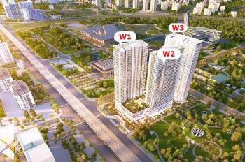 Bán căn 1PN căn 12 W2 tầng 32 giá CĐT 2,146 tỷ không bao phí, LH xem căn hộ: 0968 593 495