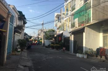 Bán nhà mặt tiền Đường số 2, BHH, q Bình Tân 4x16m, 4.3 tỷ