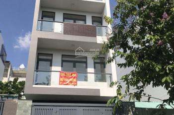 Cho thuê nhà MT Bình Lợi, P13, Bình Thạnh, 1T 3L, 5x20m, HK