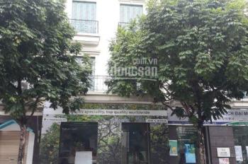 Cho thuê  biệt thự liền kề Thermanor Sông Đà , dãy TT1 DT 90m2 x 4 tầng giá 2500$/tháng
