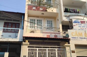 Bán nhà mặt tiền đường 12m Bình Phú 2, P10, Q6. 4x12m, 3 lầu chỉ 6.5 tỷ