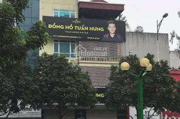 Cho thuê nhà mặt phố Khúc Thừa Dụ. DT 55m2 x 4 tầng, MT 4m