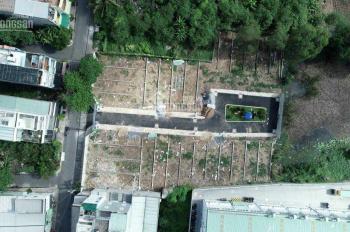 Bán gấp lô đất mặt tiền Hồ Học Lãm phường An Lạc, Bình Tân, sổ hồng riêng giá 2,35 tỷ