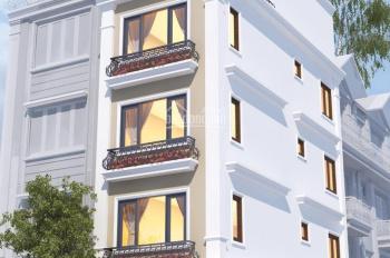 Bán nhà mặt phố lô góc Nguyễn Công Trứ-đường 19/5, KD/cho thuê cực tốt (48m2*5T), gara oto,5.9 tỷ