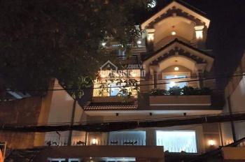 Nhà cho thuê 8x20 3 lầu hẻm 10m đường Cầu Xéo, P. Tân Quý, Q. Tân Phú