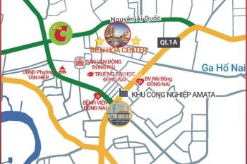 Bán đất Biên Hoà, Phường Tân Hiệp, giá rẻ 1,6 tỷ/nền