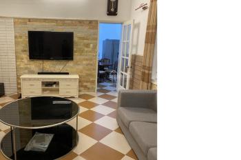 Cho thuê biệt thự ở Thụy Khuê, 151m2 x 2 tầng, full đồ cho hộ gia đình, VP