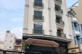 Cần tiền bán nhà HXH 10m Đào Duy Anh, Q. Phú Nhuận. DT: 12x13m trệt 7 tầng, giá: 26 tỷ