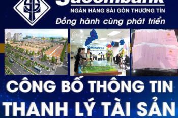 Sacombank hỗ trợ thanh lý 28 nền đất và 8 lô góc biệt thự mặt tiền đường Trần Văn Giàu - Tên Lửa