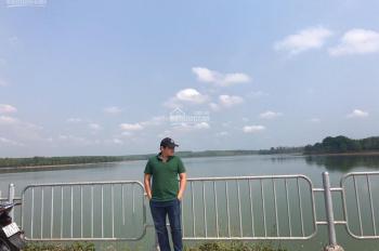 Cần bán lô đất nền ngay góc công an huyện Bắc Tân Uyên, sổ riêng, đường nhựa 32m, dt 108m2/ 590tr