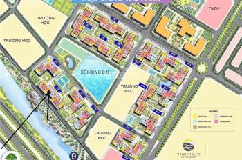 Chính chủ cần sang nhượng lại căn hộ S2.031121 view sông và vinpearl, tại Vinhomes Ocean park