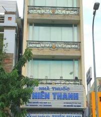 Bán nhà mặt tiền đường Lê Thánh Tôn, P. Bến Nghé Q1. DT: 4x17,5m, trệt, 5 lầu giá 52 tỷ