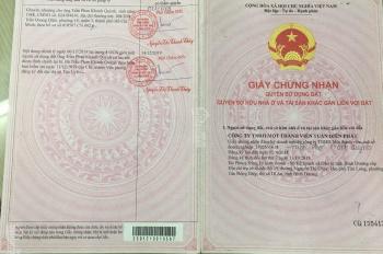 Chính chủ bán đất KĐT Tuấn Điền Phát 2 Bình Dương, 75m2, 930 triệu đã VAT SHR