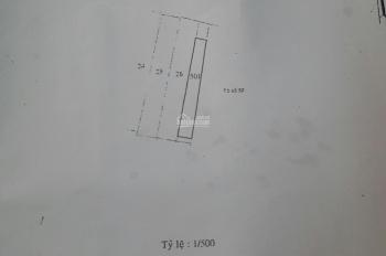 Nhà mặt tiền đường 11, Phước Bình, Quận 9, 58.8m2