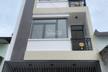 Bán nhà đường số 8 Quận Bình Tân gần Aeon, DT 5x11m, 3 lầu mới xây xong Giá 5.6 tỷ