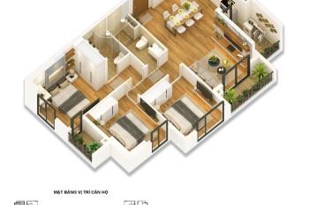 Bán các căn hộ ở CC Anland Premium khách hàng nhờ bán lại, diện tích 54m2, 66m2 và 84m2, giá 1,5 tỷ