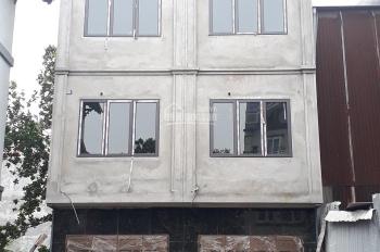 Bán nhà Thanh Am thuộc ngõ 987 Ngô Gia Tự 4 tầng Tây Bắc 1,95 tỷ