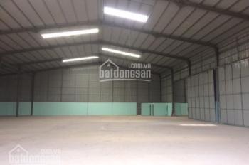 Cho thuê kho xưởng tại xã Hố Nai 3, Trảng Bom, Đồng Nai, LH: 0938.160.399