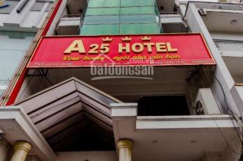 Khách Sạn 7 Nguyễn Trãi Quận 1 Ngay Sát New Worl,DT 7x15m-4 lầu-16PN Giá 130tr/tháng LH 0909424486