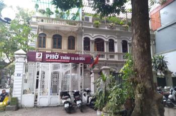 Cho thuê nhà 3 tầng số 42 Phan Đình Phùng, Ba Đình, DT: 330m2 sàn.