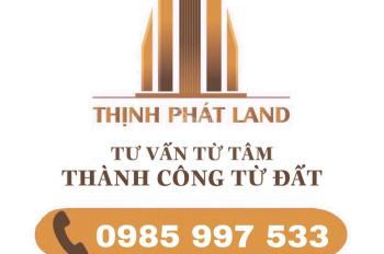 Bán đất MT Nguyễn Thiện Thuật diện tích lớn xây khách sạn; Lh 0985 997 533 Ms Hiền