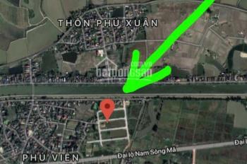Đất nền đầu tư sinh lời, giá ngoại giao MB 8197 trục đường Nam Sông Mã - Sầm Sơn - Thanh Hóa