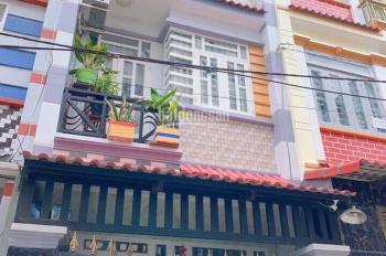 Cần bán nhà mặt tiền đường Hà Duy Phiên, DT: 5x17m, đang cho thuê mặt bằng lầu 1, lầu 2 + 3 để ở
