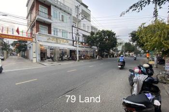 Bán đất 3 mặt tiền Nguyễn Đức Trung - Thanh Khê