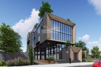 Cho thuê tòa nhà Nguyễn Văn Hưởng mặt tiền 18m, Thảo Điền, quận 2