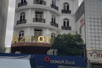 Bán gấp nhà mặt tiền Lý Thường Kiệt, P11, Tân Bình 6,3x33m HDT 150tr/tháng 23,5 tỷ