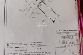 Bán nhà cấp 4 siêu rẻ, Phạm Văn Chiêu, P9, Gò Vấp