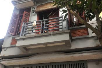Cho thuê nhà phố Trương Trịnh - Nguyễn An Ninh, nhà 40m2 x 5 tầng, 9tr/th