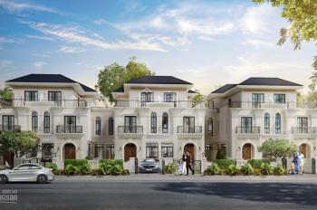 kẹt tiền cần bán lỗ 500 tr căn nhà shophouse mặt tiền đường 20m dự án simcity .