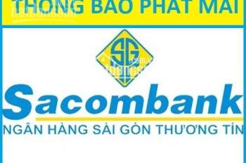 Ngày 01.03.2020 Sacombank chính thức hỗ trợ thanh lý 29 nền đất Tên Lửa Mở Rộng, Bình Tân. SHR