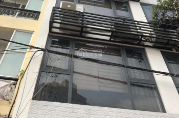 Cho thuê nhà liền kề Ngõ 106 Hoàng Quốc Việt, HN. DT 45m2, 6 tầng, có thang máy. Giá 20 tr/th
