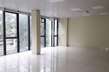 Cho thuê văn phòng 2 MT 30 Nguyên Hồng, Láng Hạ, Đống Đa, 110m2, điều hòa, chỗ gửi xe, 25 - 30tr/th