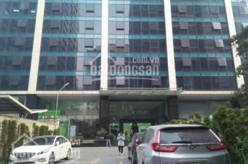 Cho thuê sàn tòa nhà 62 Nguyễn Huy Tưởng, DT: 200 2.000m2, giá 9.0