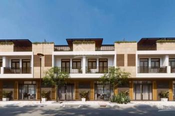 Nhà mới LK 2 mặt tiền - trung tâm TP. Cam Ranh - cạnh chợ cư xá - sau trường tiểu học Cam Lộc - giá