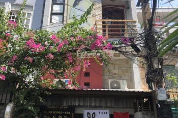Bán nhà mặt tiền đường Chấn Hưng P6 Q.Tân Bình DT 4,1m x 17m nhà 1 trệt 2 lầu sân thượng gần CMT8