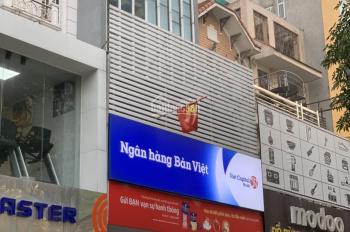 Chính chủ cho thuê nhà nguyên căn mặt phố Trung Hòa 135m2 * 5 tầng, 75 triệu/tháng 0985030081