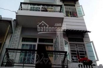 Bán gấp nhà HXH đường Trần Mai Ninh, P12, Q. TB DT: 4,2x15m. Nở hậu 4,4 nhà 4 tầng giá chỉ hơn 7 tỷ